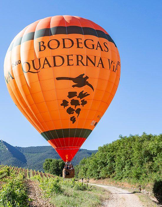 Bodegas en Navarra Quaderna Via